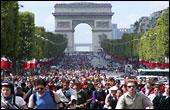 Paris Wochenendtour 2002
