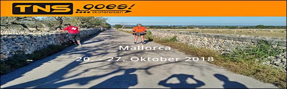 TNSgoes! Mallorca Oktober 2018